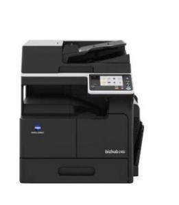 bizhub 246i复印打印扫描24页/分钟